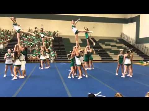 Lake Dallas High School Cheer