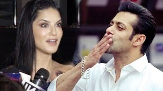 Salman Khan PERSONALLY Wishes Sunny Leone For Laila Main Laila Song