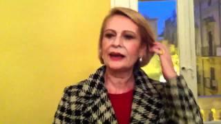 Giulia Adamo parla della situazione dell'UDC a Marsala