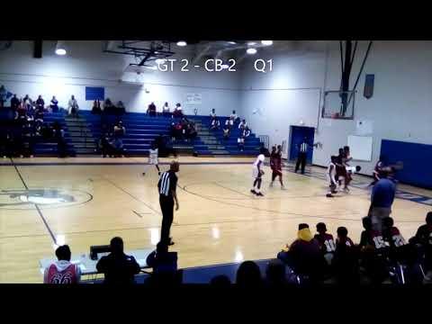Georgetown Middle School vs Carvers Bay Middle School l Jan. 22, 2020 (full game w/score)
