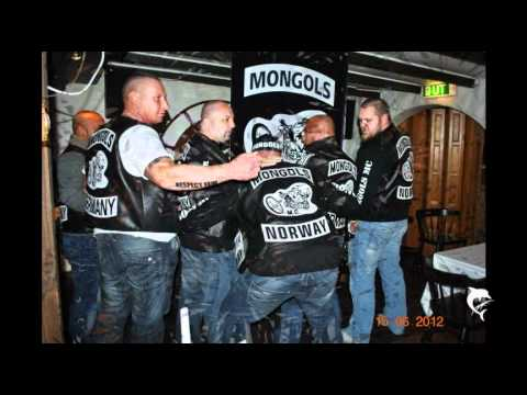 hells angels mongols fight