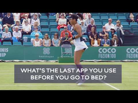 Get to know Heather Watson