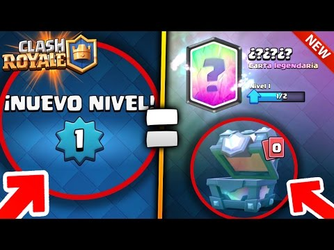 ¡Nivel 1 abre un Cofre LEGENDARIO y no Creerás la Carta LEGENDARIA que le tocó! 😱 - TheMike2311