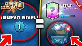nivel 1 abre un cofre legendario y no creers la carta legendaria que le toc themike2311
