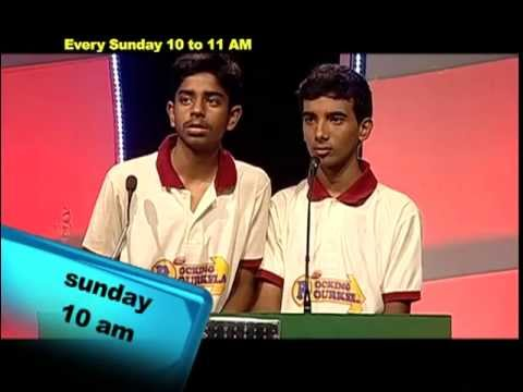 'ROCKING ROURKELA' Vs 'BLAZING BHUBANESWAR'   Odisha QUIZ League