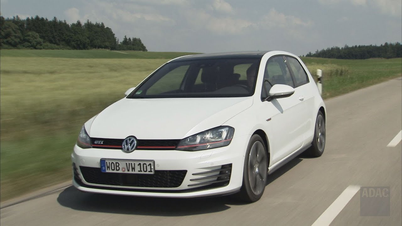 vw golf gti performance im test autotest 2013 adac. Black Bedroom Furniture Sets. Home Design Ideas