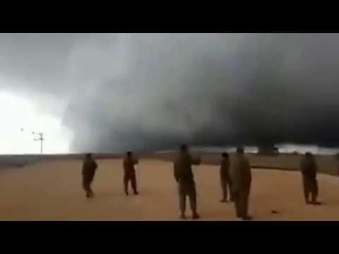 misteriosa-nube-que-apareció-en-frontera-de-israel