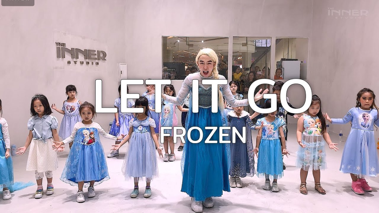 Download INNER KIDS คลาสเต้นเด็ก I LET IT GO - FROZEN