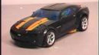 Transformers Movie STEALTH BUMBLEBEE Review
