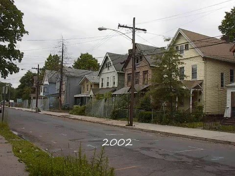 Gone: A Part of New Haven's Hill Neighborhood