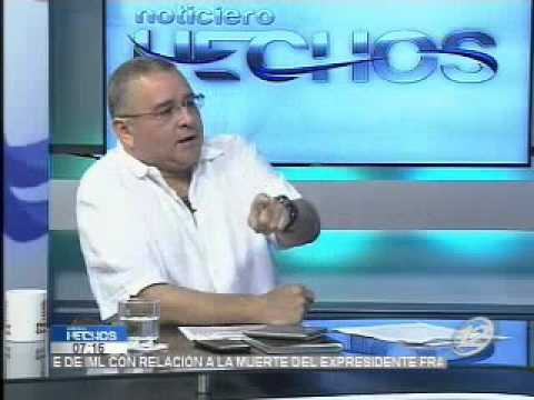 "Expresidente Mauricio Funes afirma: ""No tengo miedo ni nada que perder"""