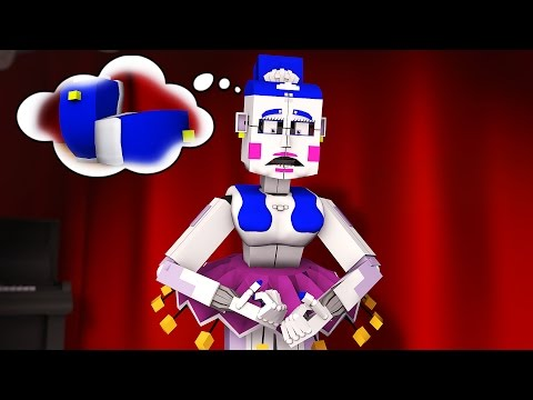 BALLORA'S MISSING SHOES!! Minecraft FNAF Sister Location Roleplay (S2E2)