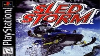 Sled Storm Game Review (PS1)