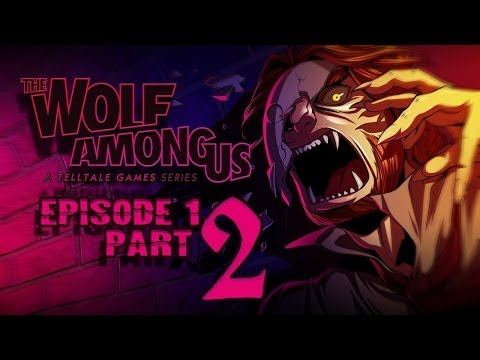 Cry Plays: The Wolf Among Us [Ep1] [P2]