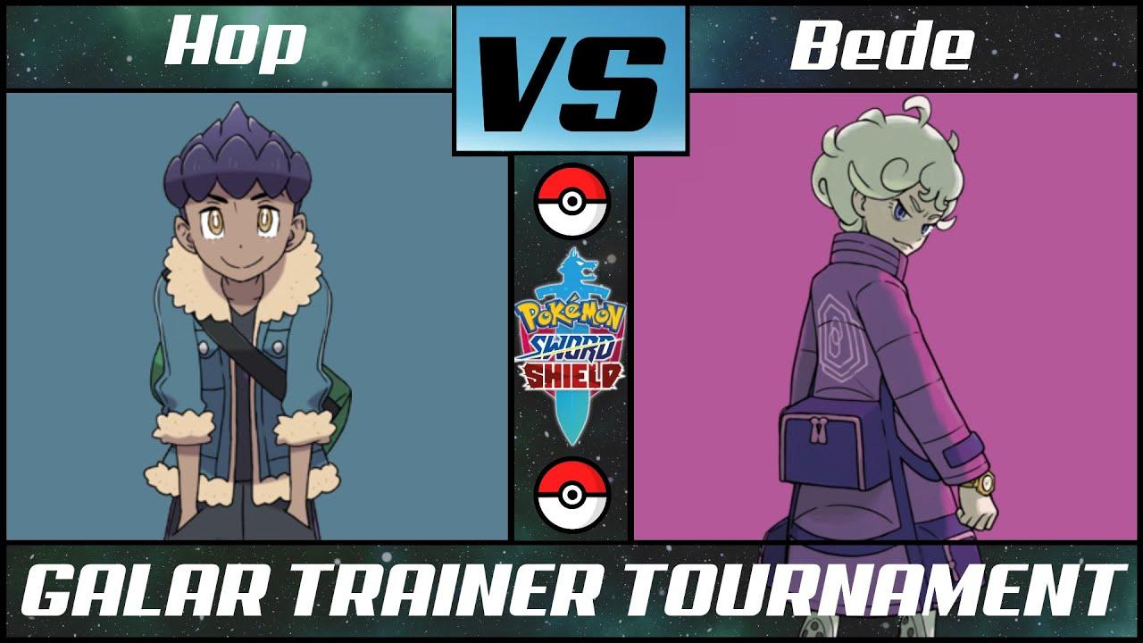 Galar Trainer Tournament: HOP vs BEDE (Pokémon Sword/Shield) - QF2