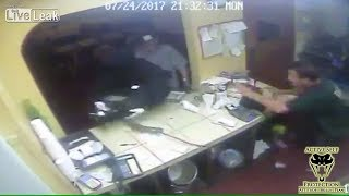 Store Owner Gets VERY Lucky in Robbery | Active Self Protection