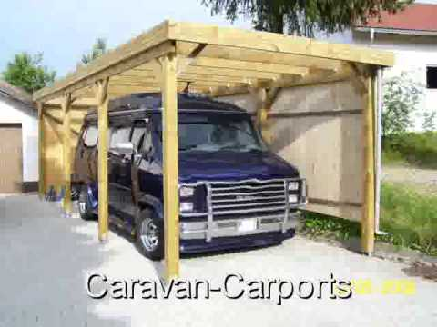 carport und carports zum selber bauen youtube. Black Bedroom Furniture Sets. Home Design Ideas
