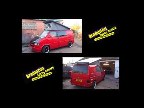 Car Body Repairs Barnsley