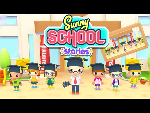 Sunny School Stories | The Photograph (Android Gameplay) | Cute Little Games