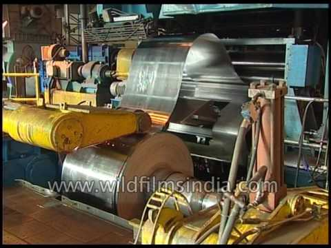 Aluminium manufacturing industry in India