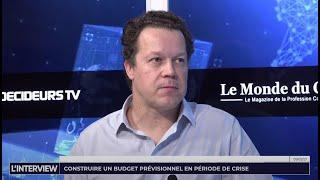 L'interview : Construire un budget prévisionnel en période de crise