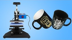 i-Transfer® Stamping foil or Toner Transfer on Dark mugs - How To Make?