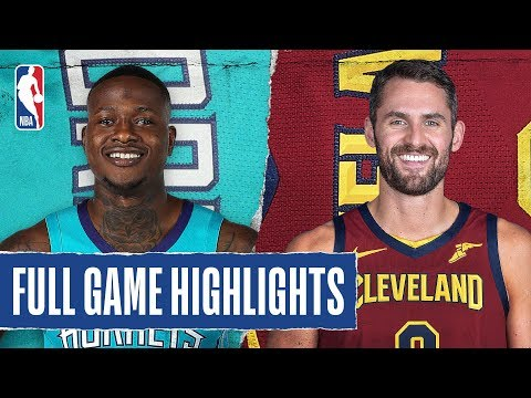 HORNETS At CAVALIERS | FULL GAME HIGHLIGHTS | December 18, 2019
