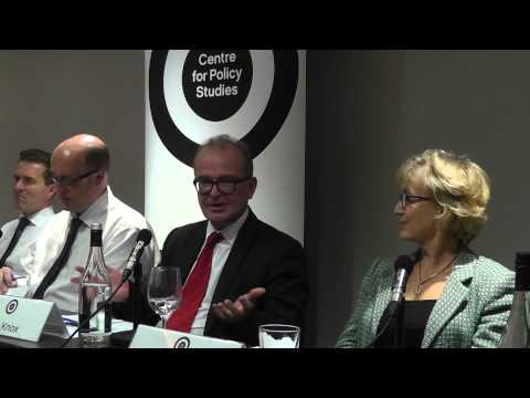 New Foundations for a coherent energy policy - CPS @ Conservative Party Conference 2015