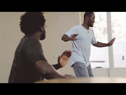 Video: Professor Willy Souly on West African dance