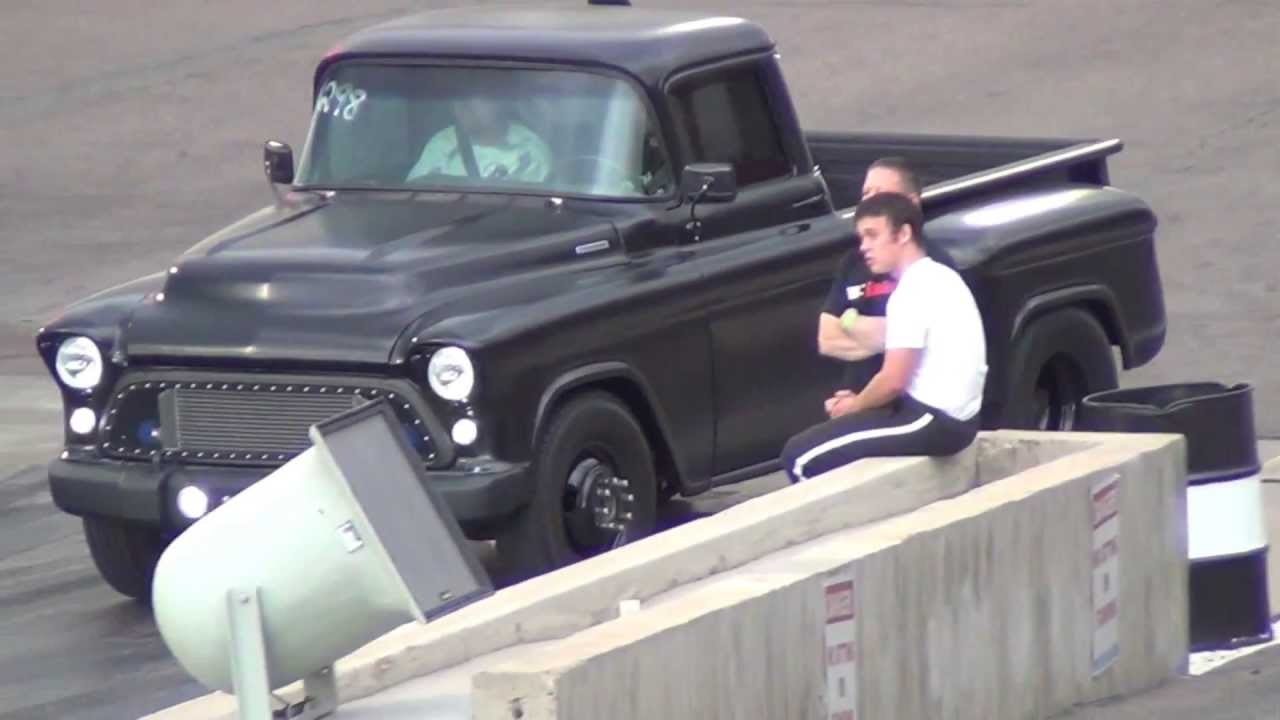 1955 chevrolet pro street truck youtube - 1955 Chevrolet Pro Street Truck Youtube 28