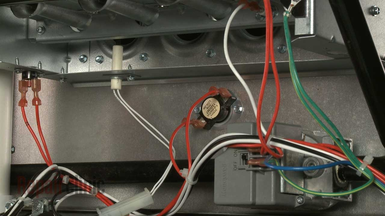 Payne Furnace Limit Switch Replacement #HH680351  YouTube
