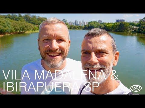 Vila Madalena & Ibirapuera Park SP / Brazil Travel Vlog #187 / The Way We Saw It