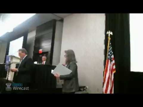 Livestream of American Musicological Society Business/Awards Meeting,  Rochester NY, November 11 2017