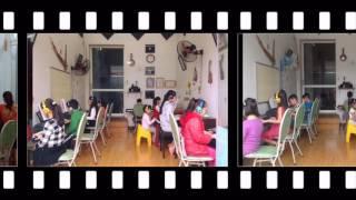 Hình ảnh học viên Hè 2016 tại Trung Tâm Dạy Đàn Piano - Organ Cẩm Phả