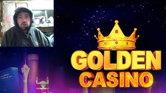 GOLDEN CASINO Best Free Slot Machines Games | Mobile Game | Android / Ios Gameplay Youtube YT Video