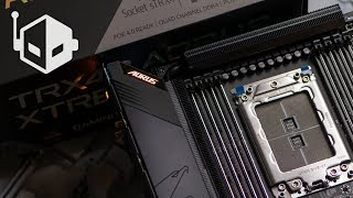 Newest Gigabyte TRX40 Motherboards Are Going To Be Pricey!