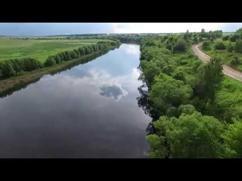 Река Ранова Кораблинский район Рязанская область