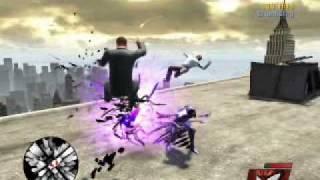 Spider Man Web Of Shadows PC Gameplay