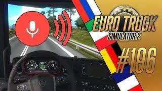 ACHTUNG! СЛЕДИТЕ ЗА СКОРОСТЬЮ! ГОЛОСОВОЙ НАВИГАТОР - Euro Truck Simulator 2 (1.35.0.107s) [#197]