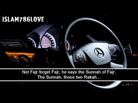The Sunnah Of Fajr ᴴᴰ  [Emotional]