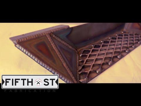 Fabricating a Truck Step/ Rock Slider