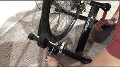 Sportneer Magnetic Bike Trainer vs Cyleops Fluid 2 Trainer