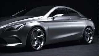Mercedes Benz Concept Style Coupe Studio