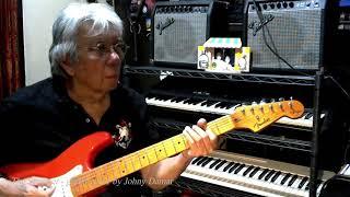 The Stranger (Morgan Jones) - guitar cover by Johny Damar