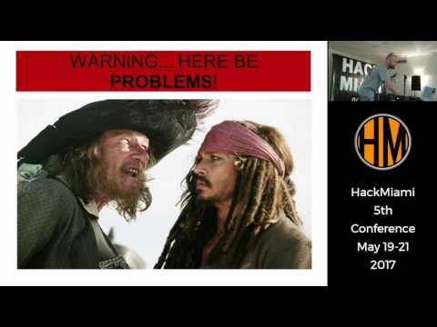 Hacking the Federal Aviation Administration - HackmiamiCon 2017