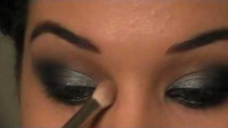 vuclip Lea Michele Smokey Eye Makeup Tutorial​​​ | Eman​​​