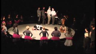 Chor Auftakt - Kaspar Hauser oder Unter Menschen (Libretto: F.K. Waechter, Komposition: M. Zels)