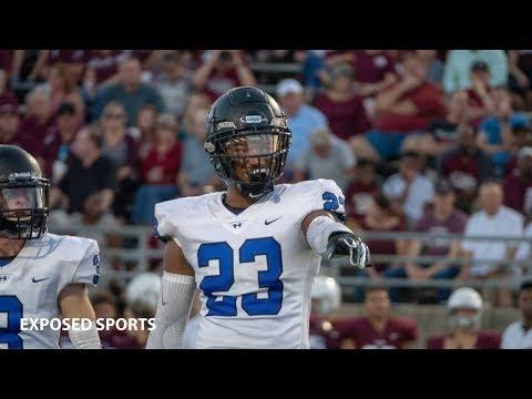Hebron High School vs Plano High School Football Highlights | Week 1 2018
