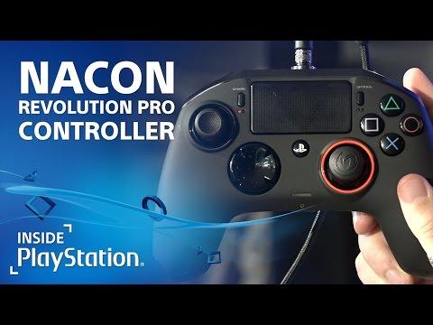 ProController für PS4: Nacon Revolution Pro – Unboxing und Vorstellung