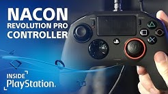Pro-Controller für PS4: Nacon Revolution Pro – Unboxing und Vorstellung